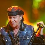 Photo du concert de Scorpions