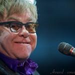 Photo du concert de Elton John