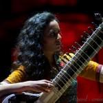 Photo du concert de Anoushka Shankar