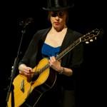 Photo du concert de Suzanne Vega