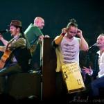 Photo du concert de Tryo