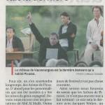 Sur le journal La Provence
