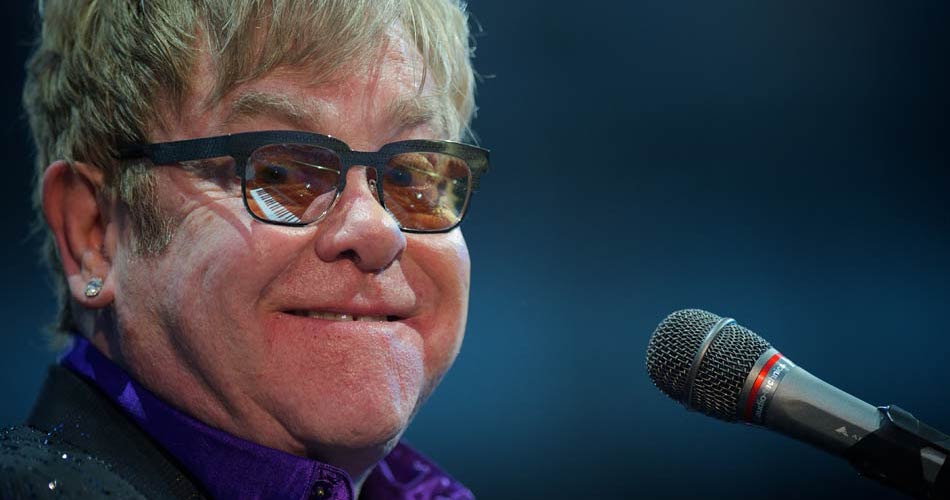 Photo du concert de Elton John @ Arènes (Nîmes)