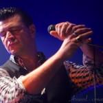 Photo du concert de Black Strobe