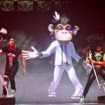 Photo du concert de Shaka Ponk