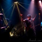 Photo du concert de La Maison Tellier