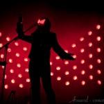 Photo du concert de -M-