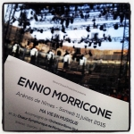 Photo du concert de Ennio Morricone