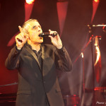 Photo du concert de Julien Clerc
