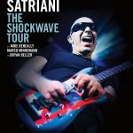 Photo du concert de 2 Places à gagner pour le concert de Joe Satriani le 21 Septembre à Marseille