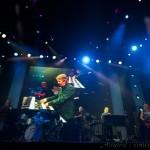Photo du concert de Deep Purple