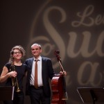 Photo du concert de Airelle Besson et Vincent Segal