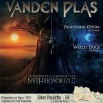 Image pour article Concert Vanden Plas – Netherworld II Tour – le 15 mai Chez Paulette (54)
