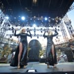 Photo du concert de Brigitte