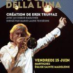 Photo du concert de 1*2 Places à gagner pour le concert d'Erik Truffaz le 15 Juin à Martigues